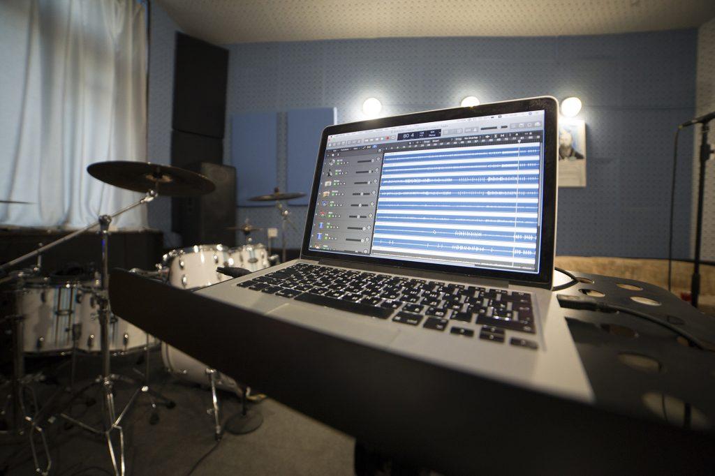 Logic pro X multitrack recording