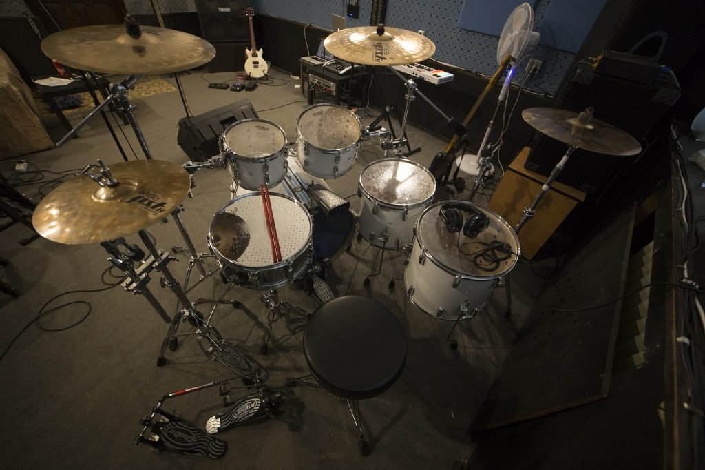 Pearl vision VBA drums